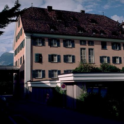 Grand Hotel Quellenhof, Bad Ragaz