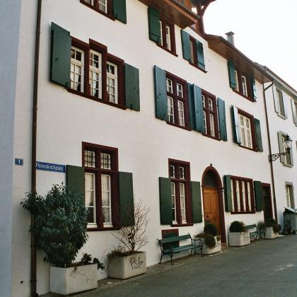 Altersheim Peterskirchplatz, Basel